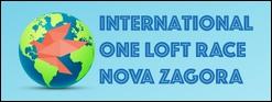 Гълъбодрум Нова Загора - International One Loft Race Nova Zagora